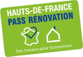 Logo - Hauts-de-France Pass Rénovation