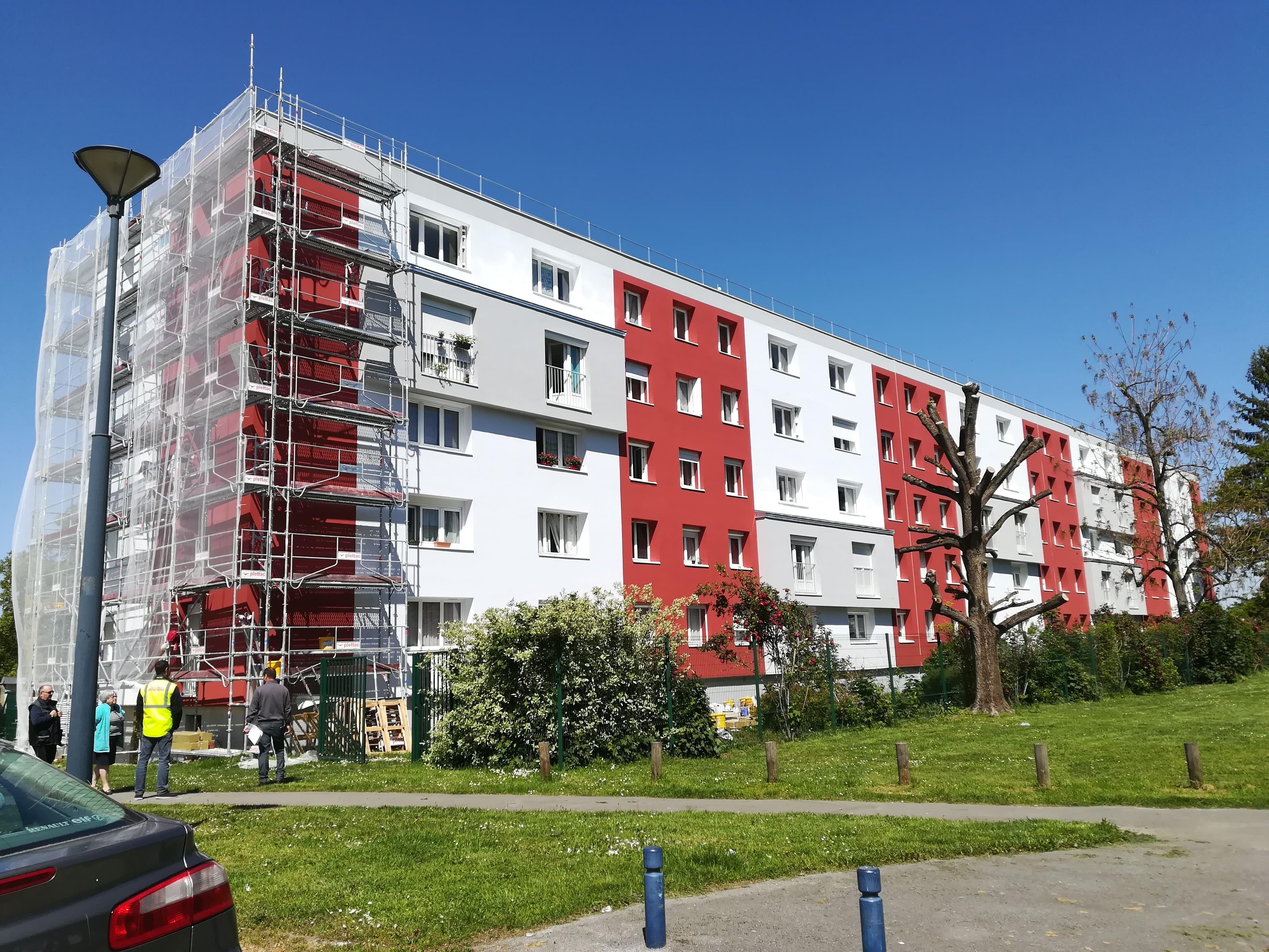 Résidence les Grands Jardins - Hauts-de-France Pass Rénovation