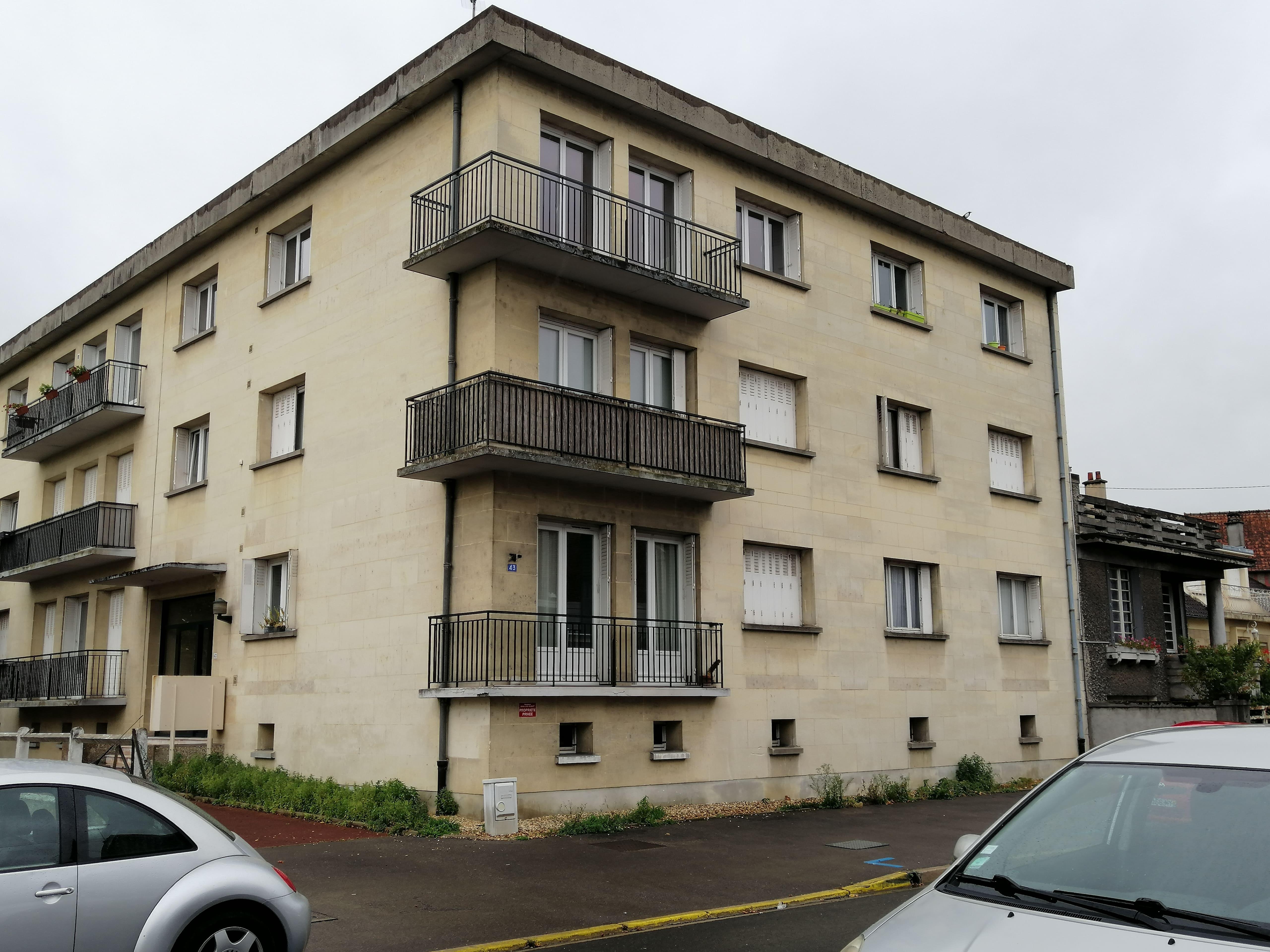Résidence Goullieux Pauquet  - Hauts-de-France Pass Rénovation