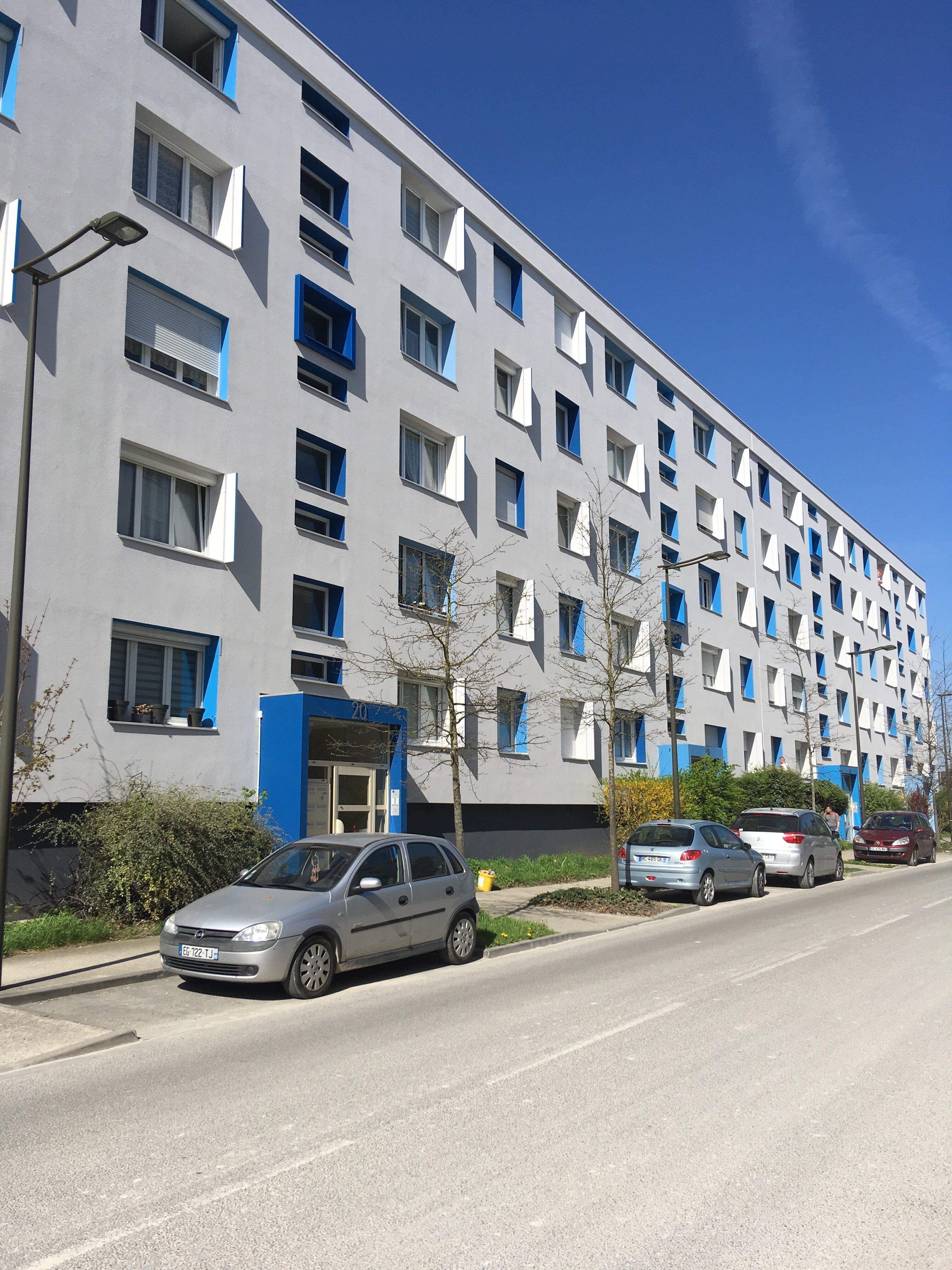 Résidence Jean Moulin  - Hauts-de-France Pass Rénovation
