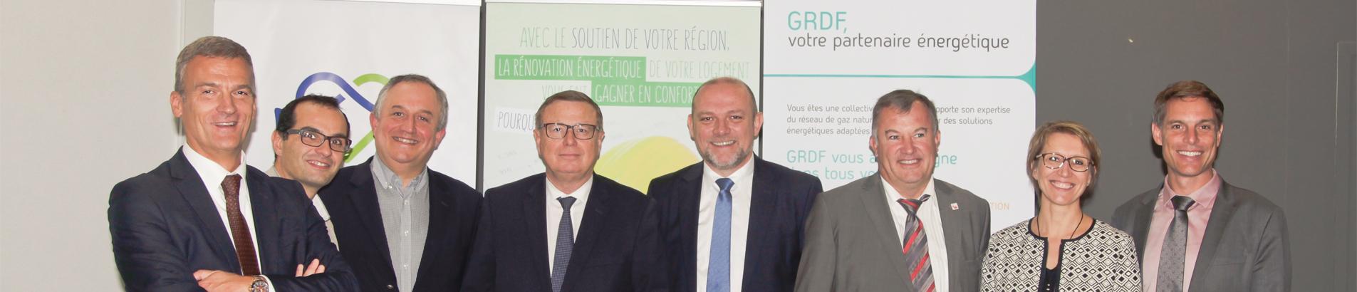 Convention GRDF service public de l'efficacité énergétique