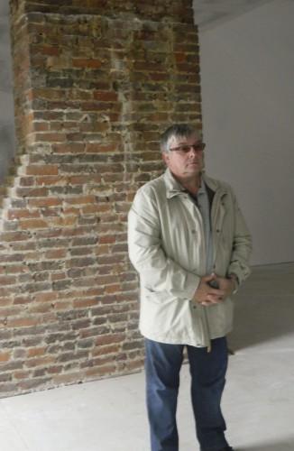 Jacques Loth, charpentier couvreur Thiérache