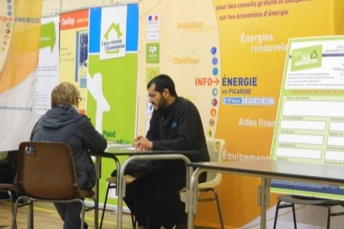Espace Info Énergie Beauvais Ateliers de la Bergerette