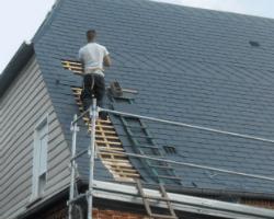 Rénovation énergétique d'une toiture