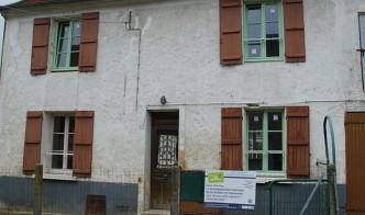 Visite d'un chantier Picardie Pass Rénovation ouvert au public à Epaux-Bezu dans l'Aisne - Hauts-de-France Pass Rénovation